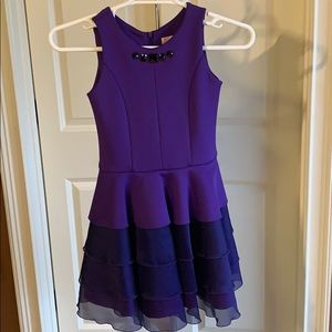 Zoe Ltd girls dress